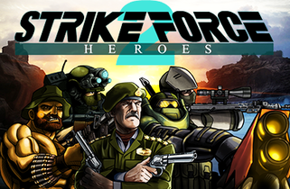 Strike Force Heroes: 1 & 2 - Drop Down Guides